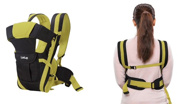 LuvLap Elegant Baby Carrier Review