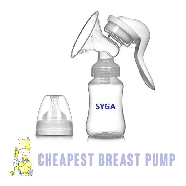 Cheapest breast pump