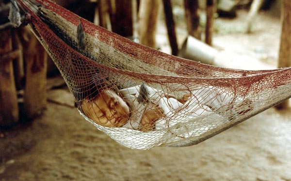 cloth cradle for babies