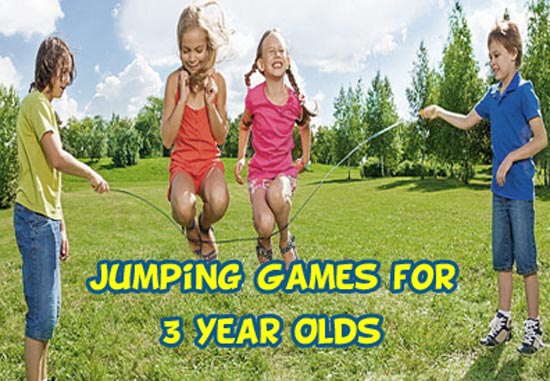 Jumping Games For 3 Year Olds Best Baby Gear