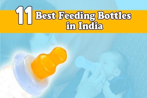 Best Feeding Bottles for Babies in India